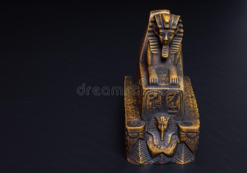 Ειδώλιο Sphinx στοκ εικόνες