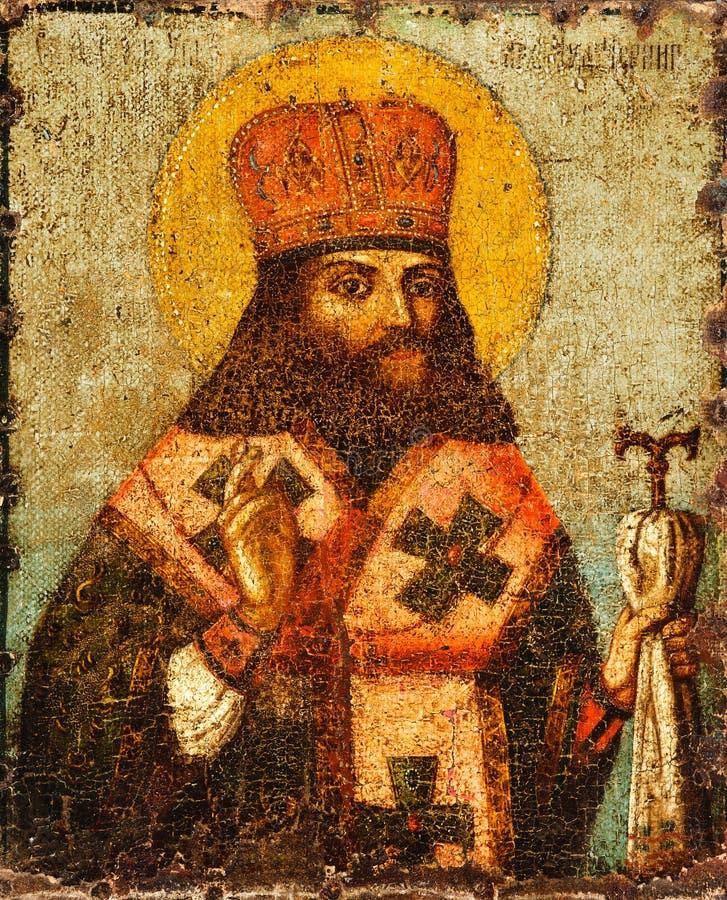 εικονίδιο Άγιος στοκ εικόνα με δικαίωμα ελεύθερης χρήσης