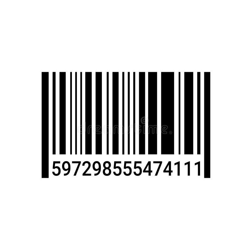 Εικονίδιο/ή-κώδικας ανιχνευτών κώδικα φραγμών διανυσματική απεικόνιση