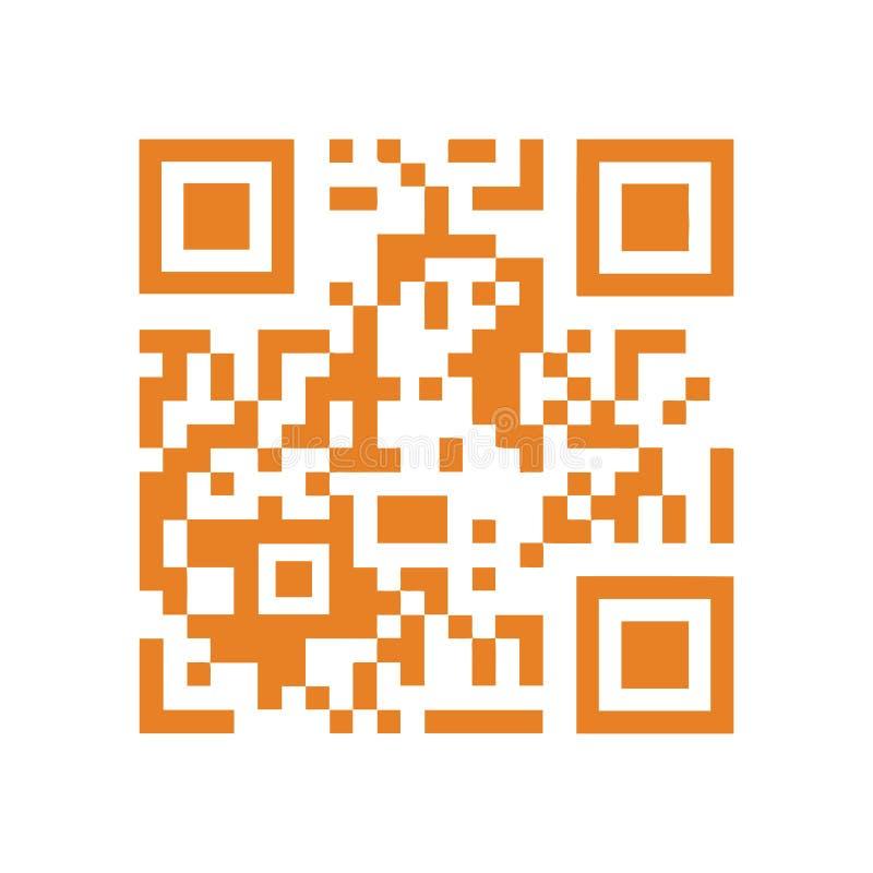 Εικονίδιο/ή-κώδικας ανιχνευτών κώδικα φραγμών ελεύθερη απεικόνιση δικαιώματος