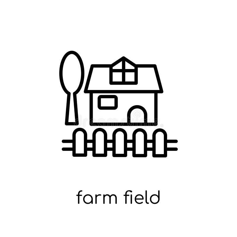 εικονίδιο αγροτικών τομέων από το collecti γεωργίας, καλλιέργειας και κηπουρικής διανυσματική απεικόνιση