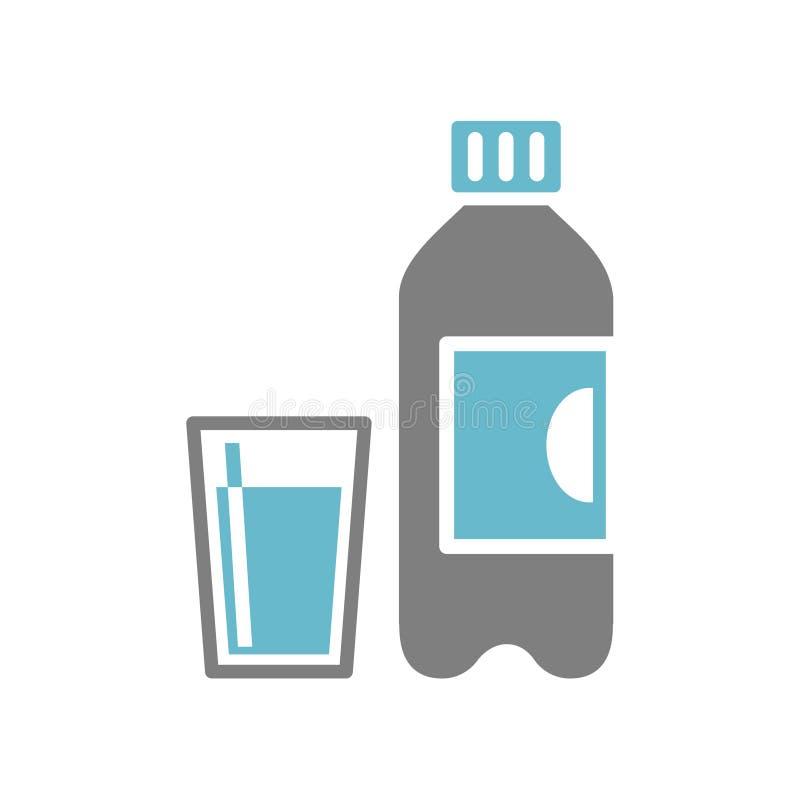 Εικονίδιο αθλητικής διατροφής στο άσπρο υπόβαθρο για το γραφικό και σχέδιο Ιστού, σύγχρονο απλό διανυσματικό σημάδι μπλε έννοια Δ ελεύθερη απεικόνιση δικαιώματος