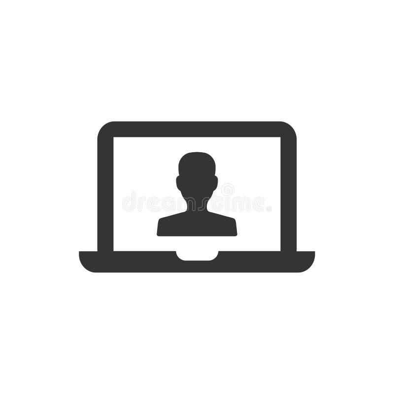 Εικονίδιο απολογισμού χρηστών ελεύθερη απεικόνιση δικαιώματος