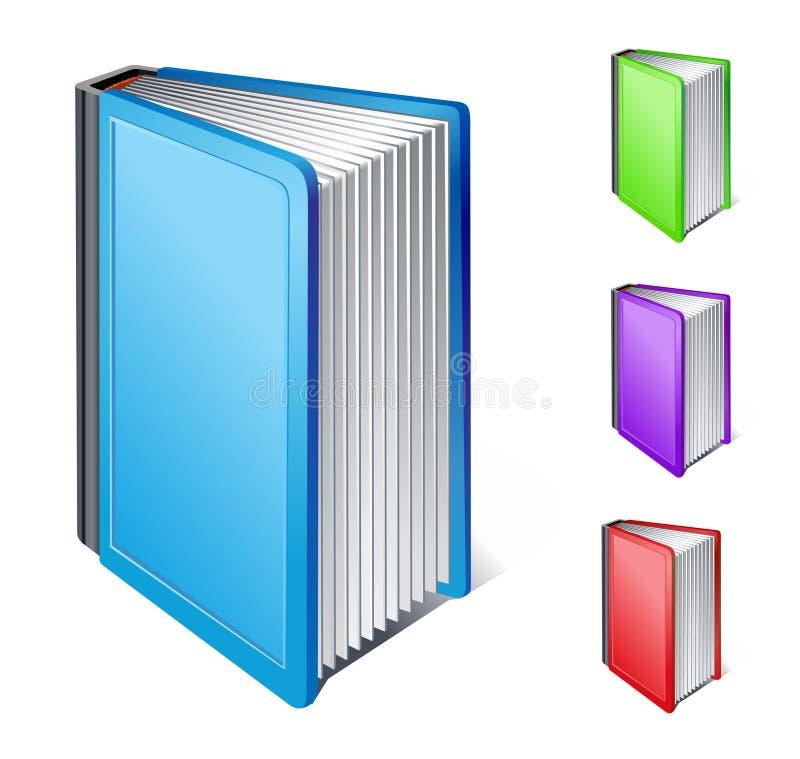 εικονίδιο βιβλίων απεικόνιση αποθεμάτων