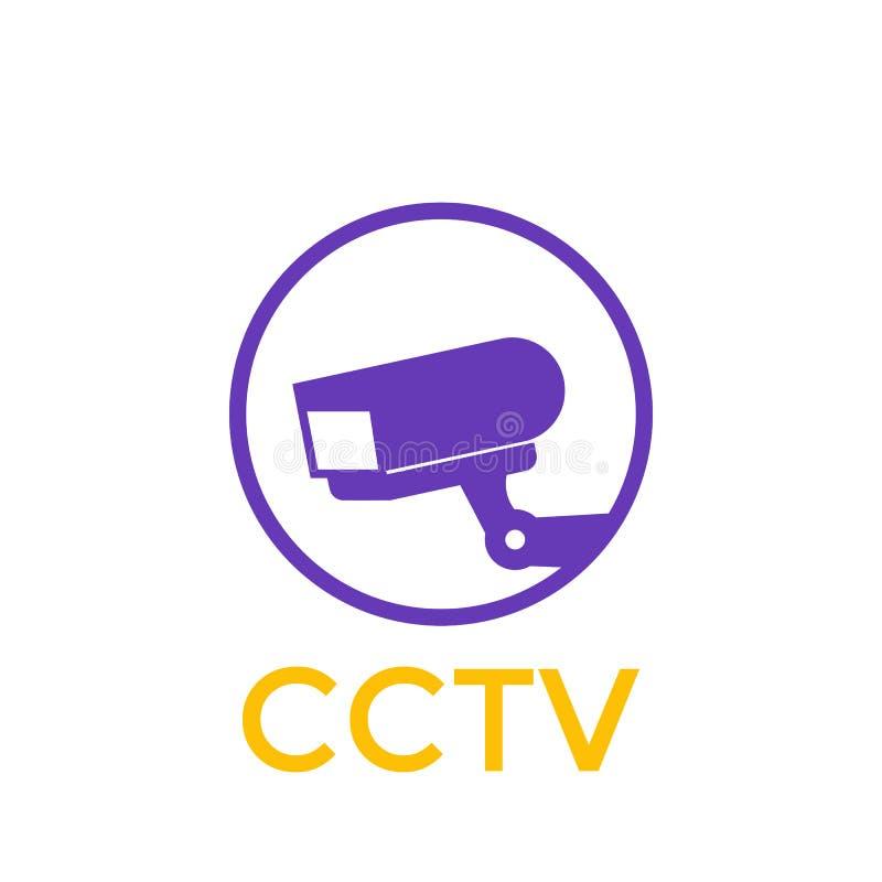 εικονίδιο καμερών CCTV ελεύθερη απεικόνιση δικαιώματος