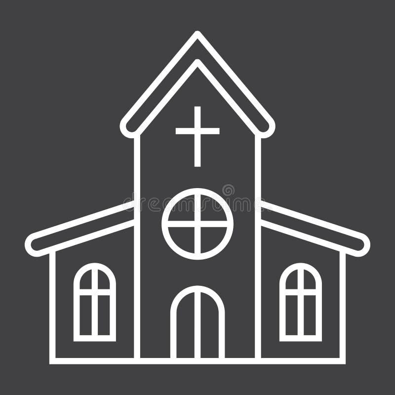 Εικονίδιο, Πάσχα και διακοπές γραμμών εκκλησιών απεικόνιση αποθεμάτων