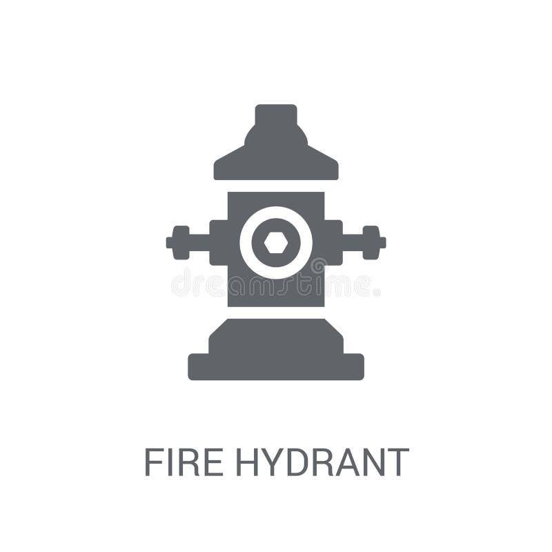 Εικονίδιο στομίων υδροληψίας πυρκαγιάς  ελεύθερη απεικόνιση δικαιώματος