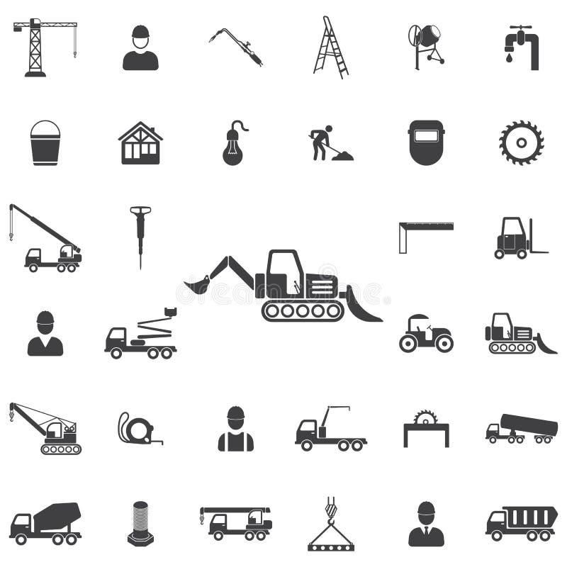 Εικονίδιο φορτωτών ελεύθερη απεικόνιση δικαιώματος