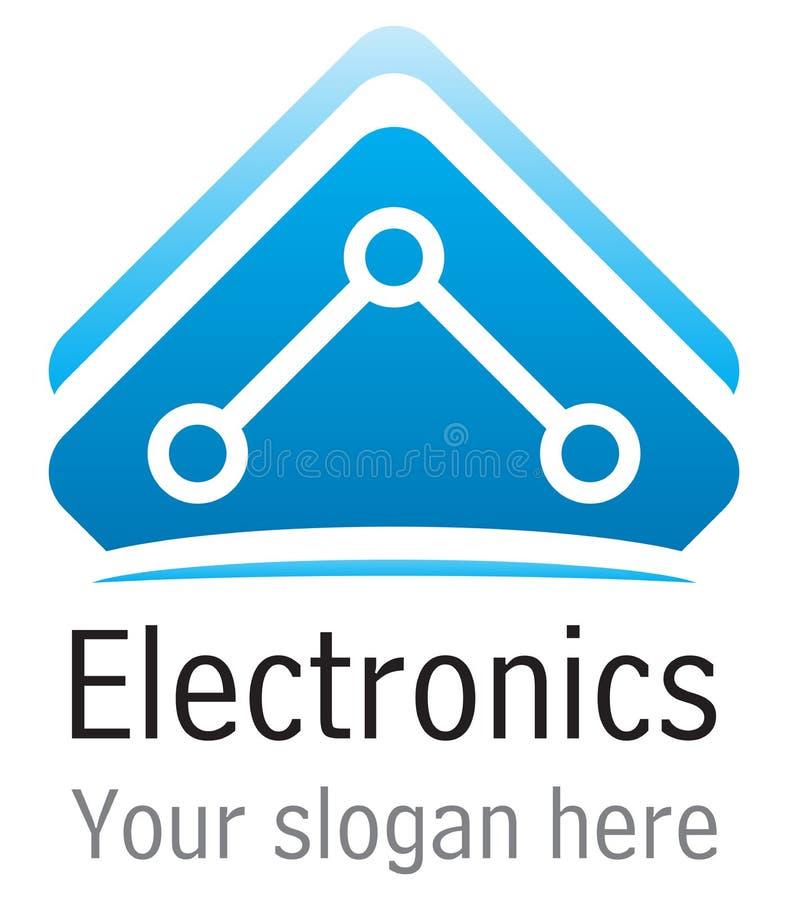 Εικονίδιο Eletronics απεικόνιση αποθεμάτων