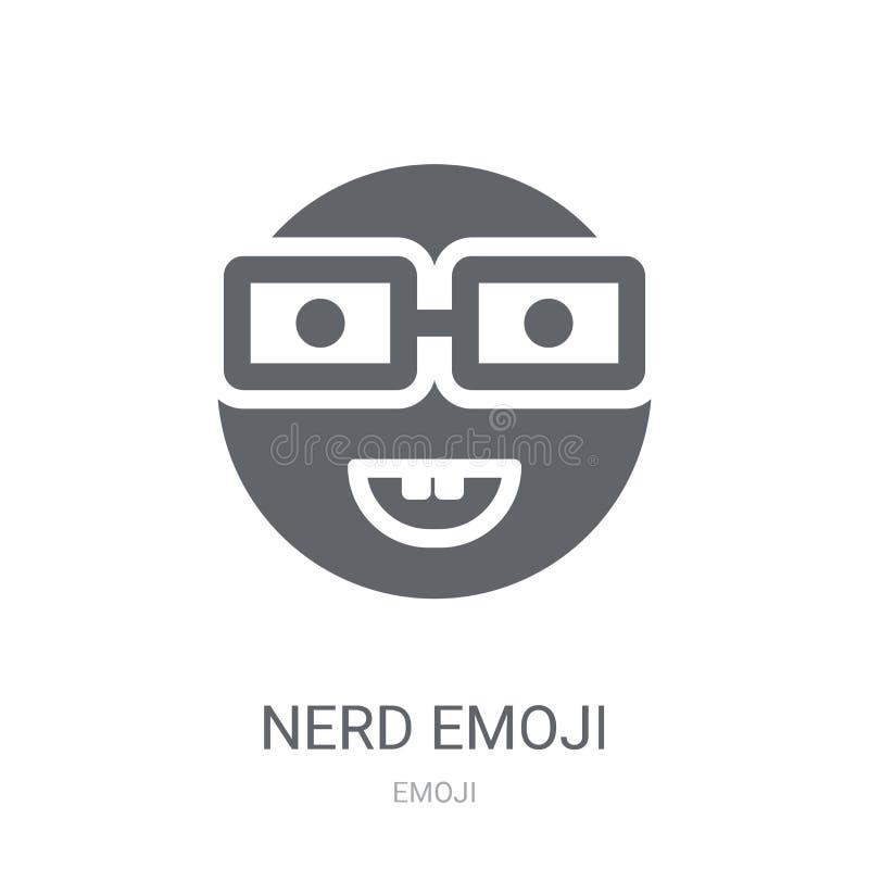 Εικονίδιο emoji Nerd  ελεύθερη απεικόνιση δικαιώματος