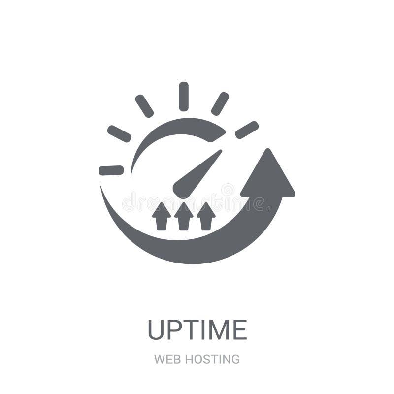 Εικονίδιο Uptime  απεικόνιση αποθεμάτων