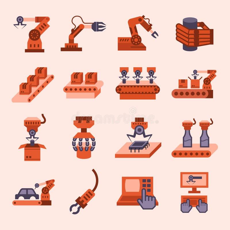 Εικονίδια ελεύθερη απεικόνιση δικαιώματος