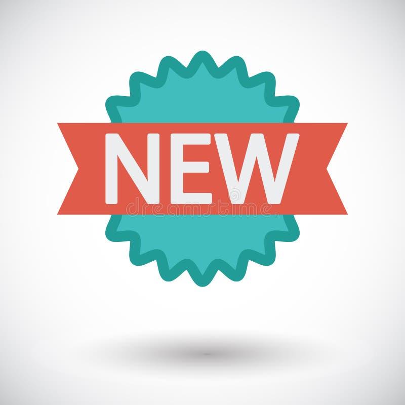 εικονίδιο νέο διανυσματική απεικόνιση