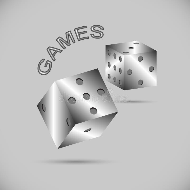 Εικονίδιο του παιχνιδιού διανυσματική απεικόνιση
