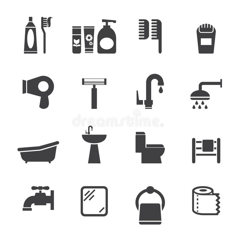Εικονίδιο Bartroom απεικόνιση αποθεμάτων
