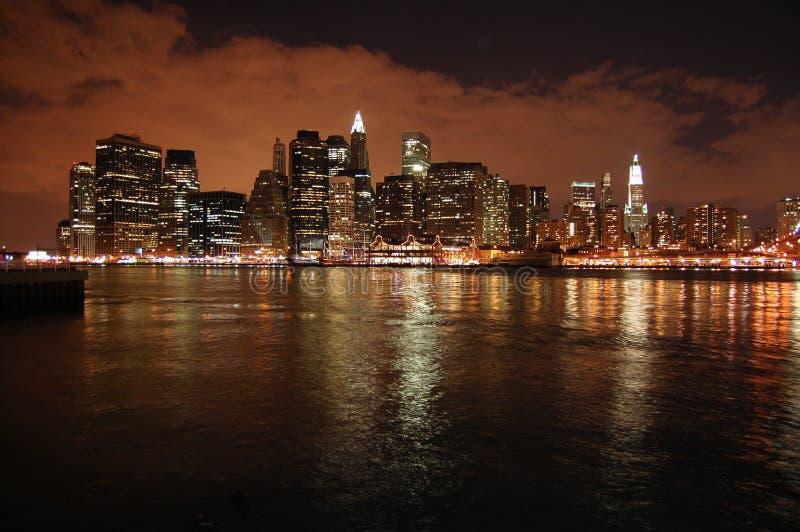 εικονική παράσταση πόλης στοκ εικόνα