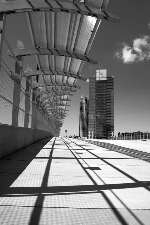 εικονική παράσταση πόλης &Ga στοκ φωτογραφία