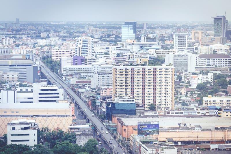 εικονική παράσταση πόλης &tau στοκ φωτογραφία