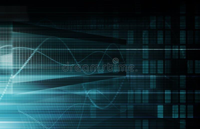 Εικονική τεχνολογία ελεύθερη απεικόνιση δικαιώματος