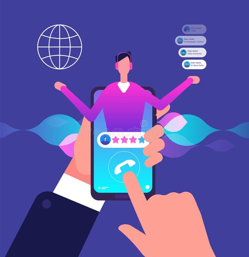 Εικονικός βοηθός Σε απευθείας σύνδεση τεχνική υποστήριξη χειριστών πελατών Ο άμεσος χειριστής ατόμων βοηθά τον πελάτη Σε απευθεία διανυσματική απεικόνιση