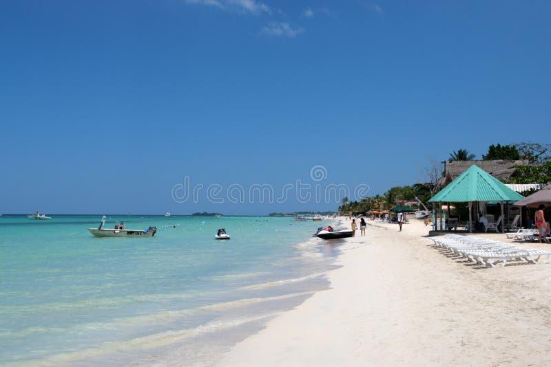 Εικόνα αποθεμάτων Negril, Τζαμάικα στοκ φωτογραφία με δικαίωμα ελεύθερης χρήσης