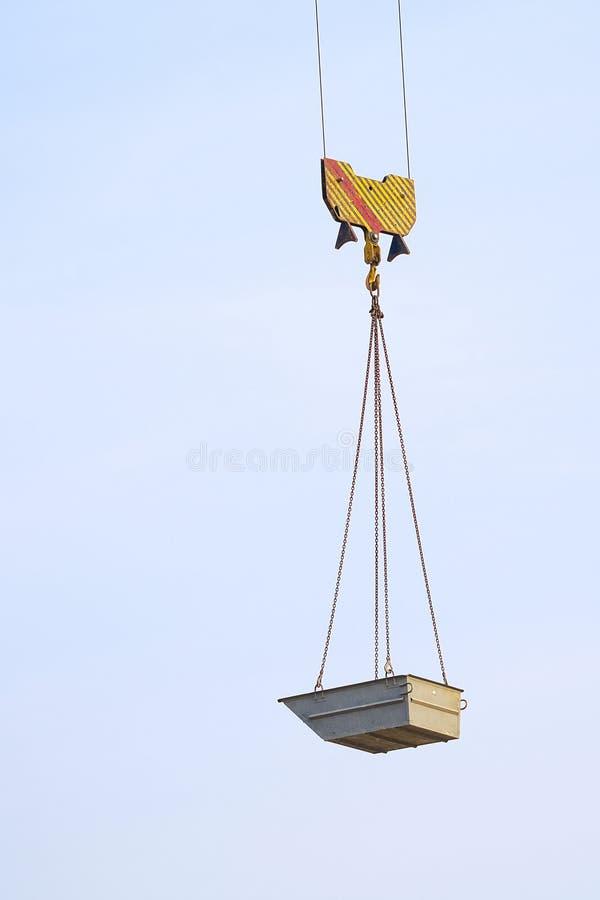Εικόνα ενός γερανού στοκ φωτογραφία με δικαίωμα ελεύθερης χρήσης