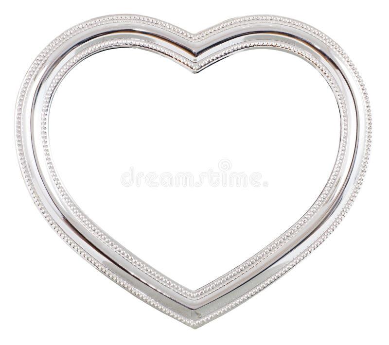 εικόνα καρδιών πλαισίων στοκ εικόνα