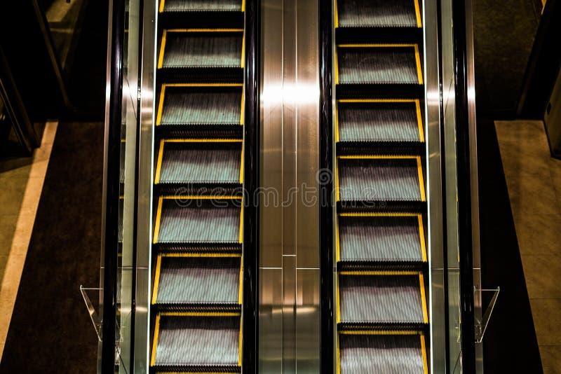 Εικόνα κυλιόμενων σκαλών στοκ φωτογραφία με δικαίωμα ελεύθερης χρήσης