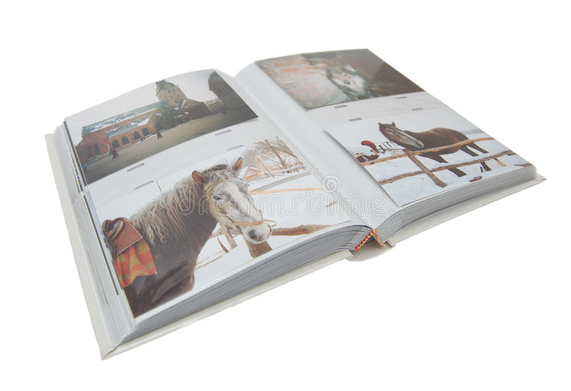 εικόνα λευκωμάτων στοκ φωτογραφίες με δικαίωμα ελεύθερης χρήσης
