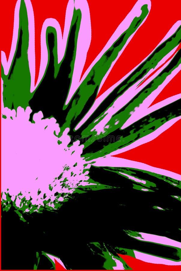Εικόνα λουλουδιών απεικόνιση αποθεμάτων