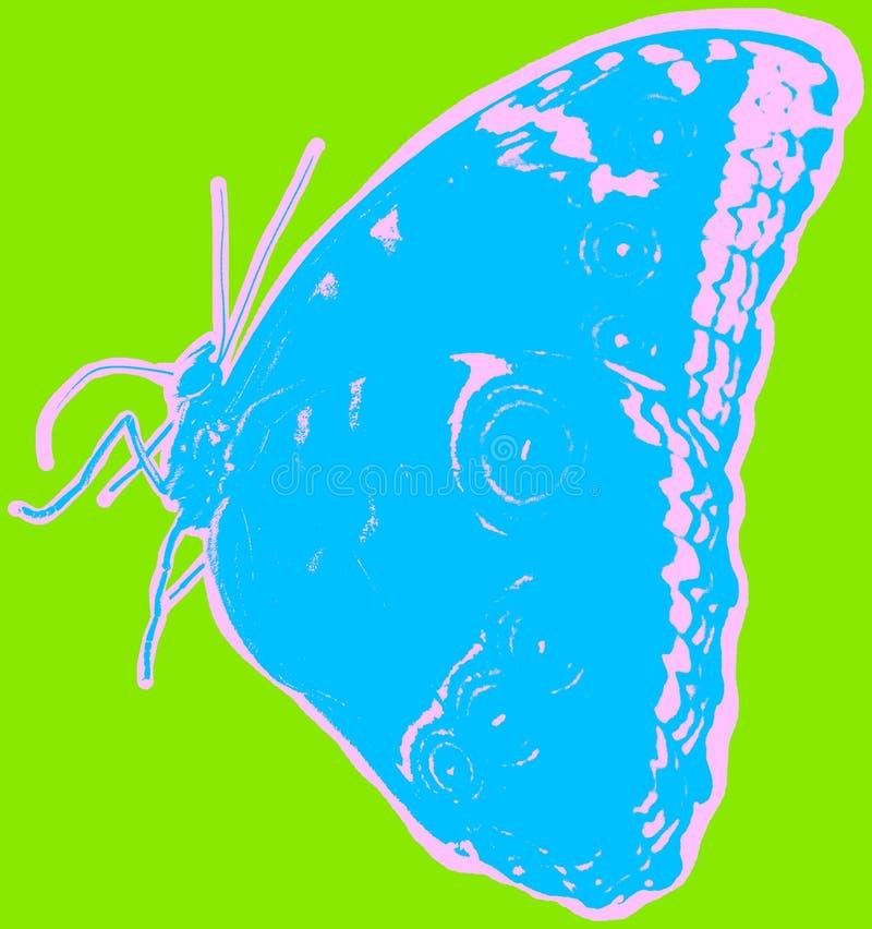 Εικόνα πεταλούδων απεικόνιση αποθεμάτων