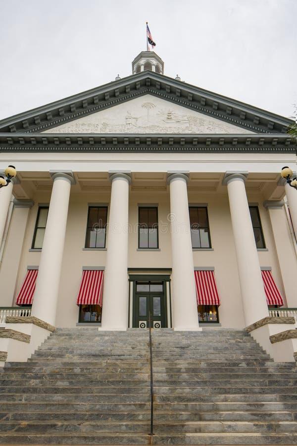 Εικόνα του κράτους Capitol της Φλώριδας που χτίζει το ΛΦ Tallahassee στοκ εικόνες