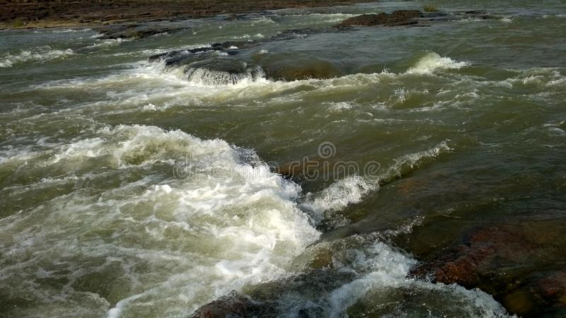 Εικόνα του νερού, τα βλέμματά του όμορφα στοκ φωτογραφίες με δικαίωμα ελεύθερης χρήσης