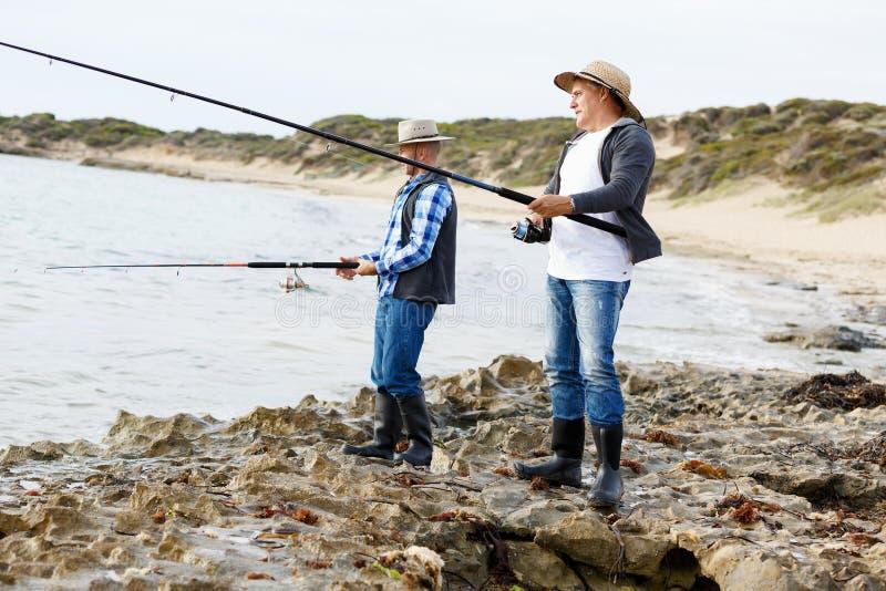 Εικόνα του ψαρά στοκ εικόνα με δικαίωμα ελεύθερης χρήσης