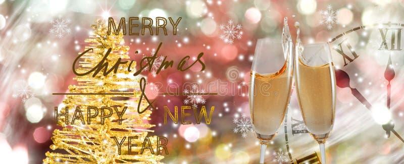 Εικόνα των υπέροχων χριστουγεννιάτικων διακοσμήσεων του καλλιτέχνη της γιορτής στοκ εικόνες με δικαίωμα ελεύθερης χρήσης