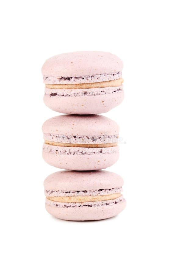 εικόνα macarons κανένα ροζ viewable στοκ εικόνα με δικαίωμα ελεύθερης χρήσης