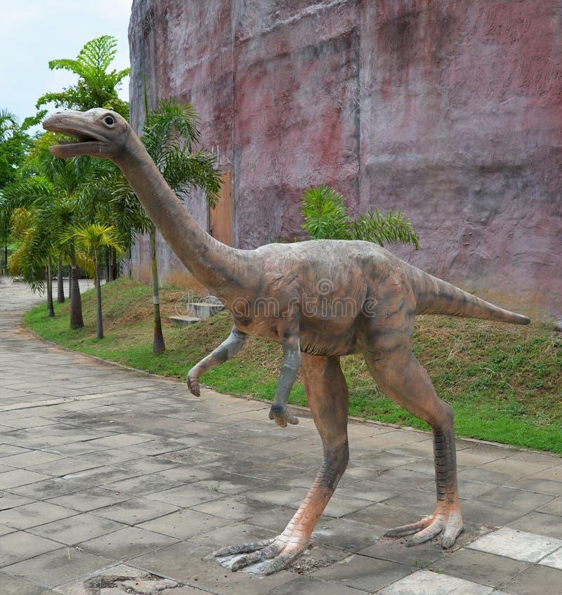 δεινόσαυροι χορτοφάγο&iot στοκ εικόνες