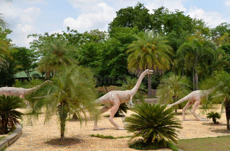 δεινόσαυροι χορτοφάγο&iot στοκ εικόνες με δικαίωμα ελεύθερης χρήσης