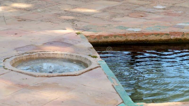 Ειρήνη νερού στοκ φωτογραφία με δικαίωμα ελεύθερης χρήσης