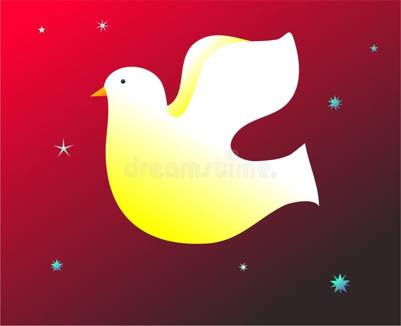 Download ειρήνη περιστεριών απεικόνιση αποθεμάτων. εικονογραφία από διακοπές - 397296