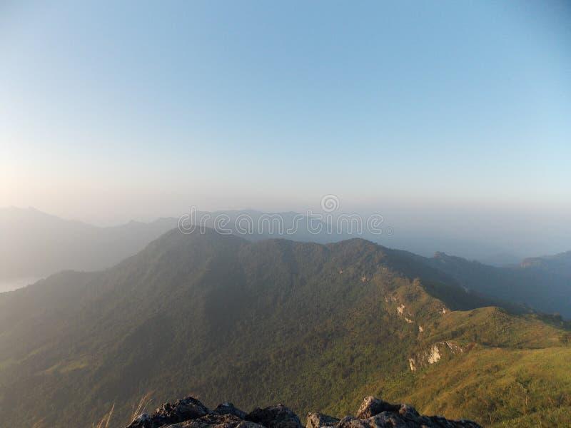 Ειρήνη στο βουνό στοκ φωτογραφίες με δικαίωμα ελεύθερης χρήσης