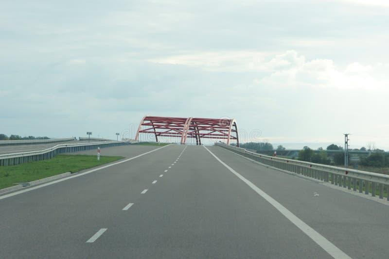 Ειρήνη της γέφυρας στοκ εικόνες