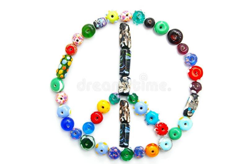 Ειρήνη χαντρών στοκ φωτογραφία με δικαίωμα ελεύθερης χρήσης