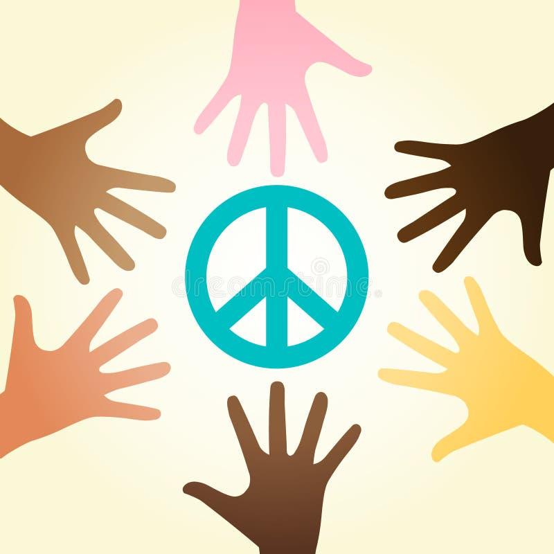 Ειρήνη απεικόνιση αποθεμάτων