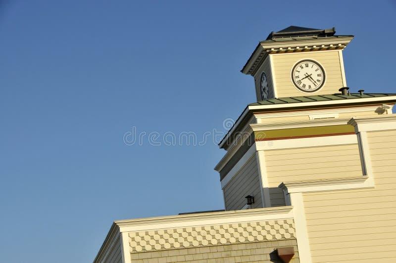 ειρηνικός πύργος ακτών 2 ρο&l στοκ εικόνα