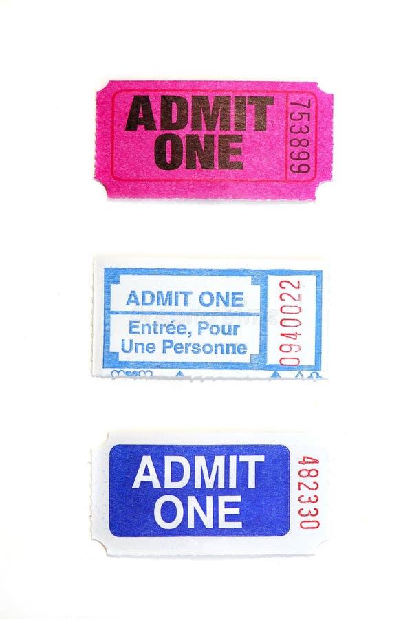 εισιτήρια λοταρίας στοκ φωτογραφίες με δικαίωμα ελεύθερης χρήσης