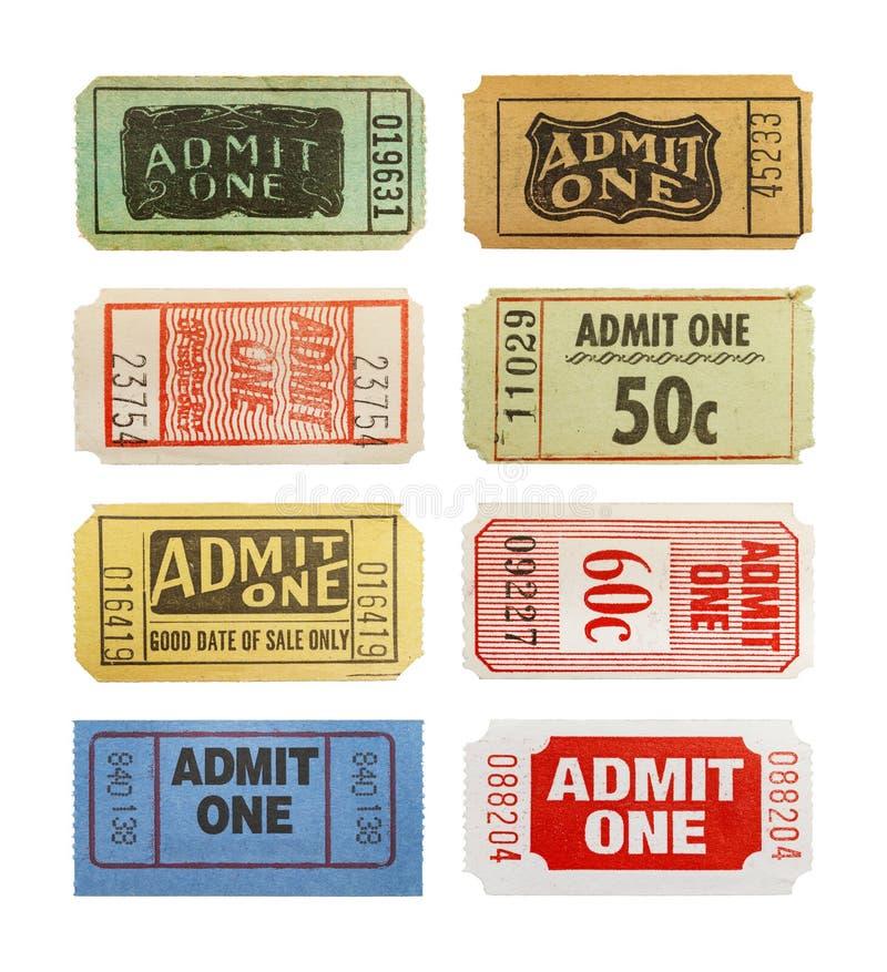 εισιτήρια στοκ φωτογραφία με δικαίωμα ελεύθερης χρήσης