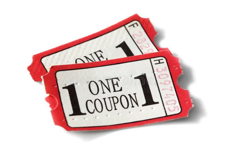 Εισιτήριο δελτίων αποδοχής στοκ φωτογραφία με δικαίωμα ελεύθερης χρήσης