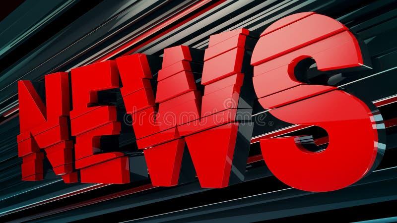 Ειδήσεις στοκ εικόνες
