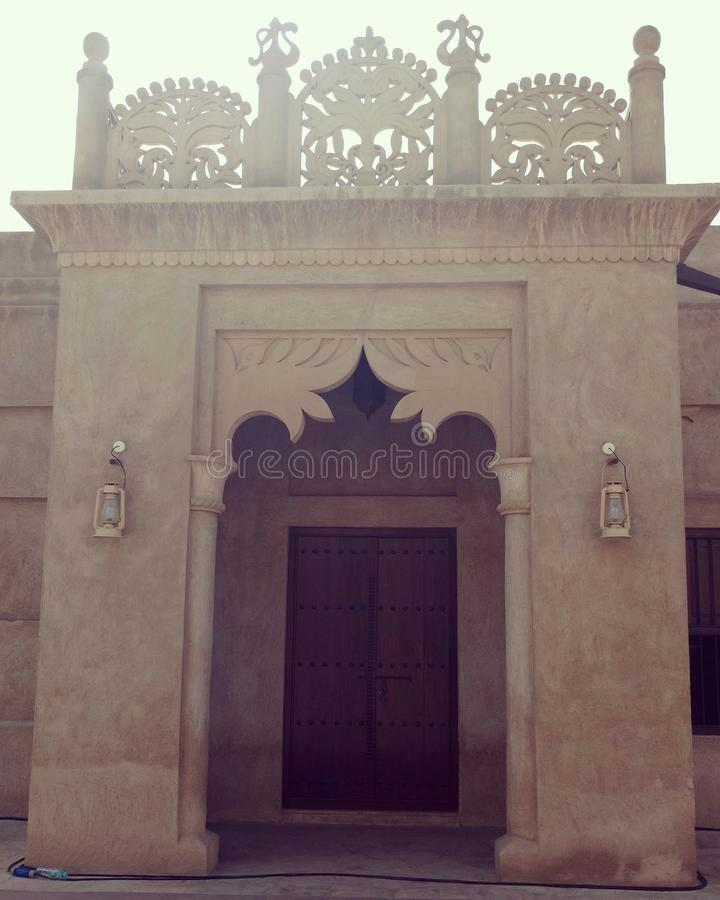 Εκείνη η μυστήρια πόρτα στοκ φωτογραφία με δικαίωμα ελεύθερης χρήσης